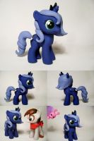 Woona, Custom G4 Pony by Oak23