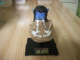 Finished Raziel Bust Statue by Metallica005