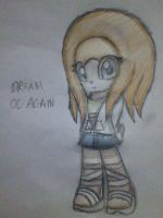 Dream Created OC: ??? by SaberCookie2410