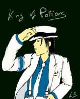 King Of Potions by lulu342