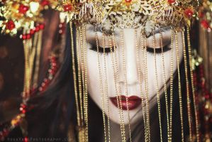 Red and Gold 2 by HouaVang