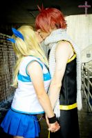 ::FAIRY TAIL:: First Kiss by BreeFaith