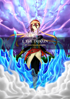 PN Tarot: I. The Dukun by zerou