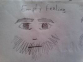 Carlos' Expressions: Empty Feeling No. 1 by SithFez1493