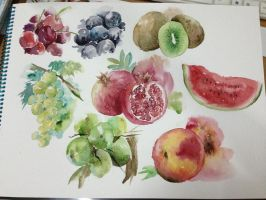 Fruit by Seseyaki