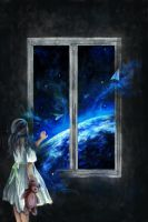 Window to a Dream by Casselloma