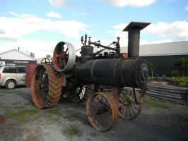 Steam Engine by Totaler