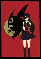 Akame by BlackberrySunshine