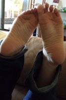 Wrinkled Soles by NattyToes