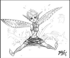Fairy Girly by MatAndre
