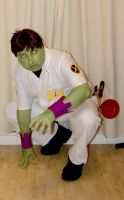 X-men: Janitor Toad cosplay #5 by Angelophile