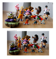 DBZ Figures by Roxi-art