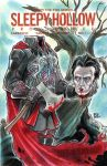 Sleepy Hollow Sketch Cover by timshinn73
