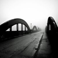 Mist: Bridge on the Dee1 by Coigach