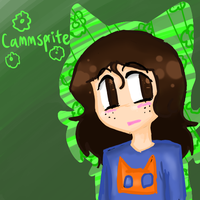 Cammsprite doesnt have ears by Blueshadow54