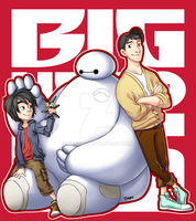Big Hero 6 by KenPan