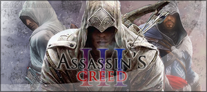 Assassin's Creed III Sig by SL4eva