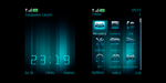 TurquoiseCarpet S40 for nokia by vekanoid