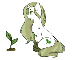Ceres (Pony Form) by PrinceMahou