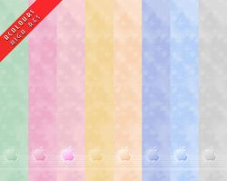 Pastel Apple pack by evgkursai