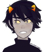 Karkat by Guillermina10