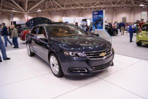 2014 Chevrolet Impala by rioross