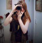 New Camera by XstainedrainbowX