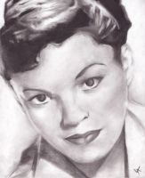 Judy Garland by domtig