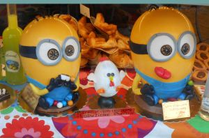 Easter's Sweet Minions... by altergromit
