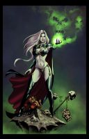 Lady Death by Vassya