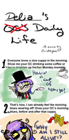Daily Life Meme: with me :D by M1SS-NOTH1NG