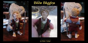 Bilbo Baggins by BlueOakRogue