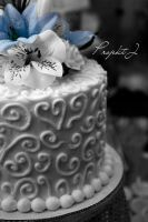 Wedding Cake by AllGreenJello