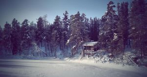 Cottage by FinJambo
