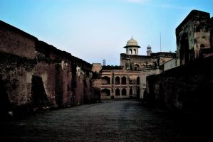 Lahore Fort, Pakistan by marya123