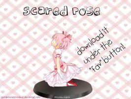[Puella Magi Madoka Magica] Scared Pose Download by GumiPrussiaIsNotDead