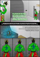 Comic - Jailbreak! - Page 5 by McTaylis