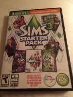 I brought Sims 3 Starter Pack from GameStop by Magic-Kristina-KW
