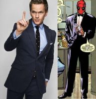 Deadpool Cast Idea: Neil Patrick Harris by RobertTheComicWriter