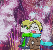 Happy New Year USUK by AnimusicLLC