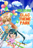 CLAC Poster : Event Juni 2013 by n3kozuki