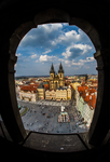 Old Town Square - Prague by Zavorka