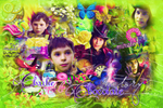 Charlie and the Chocolate factory by byCreation