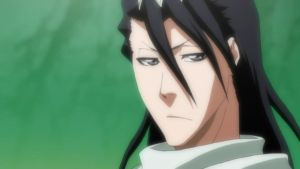 Looking Byakuya by mollymous