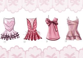 Pink Collection by inkdays