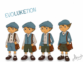 EvoLUKEtion by Absicola