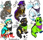 15 point song adopts by epidemic-freakhound