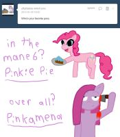 tumblr #1 whos your favorite pony by Sharkiity