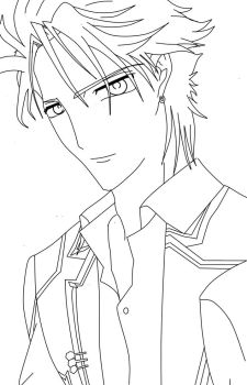 Kain_Vampire knight by AnimeFreak32