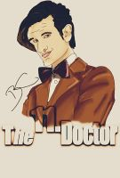 The doctor Carikatoons by Gem88
